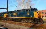 CSX 999 on Q439
